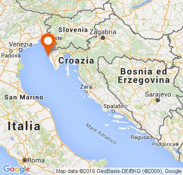Cartina Stradale Italia Slovenia Croazia.Marino Travolgente Esploratore Distanza Spalato Zara Croazia Settimanaciclisticalombarda It