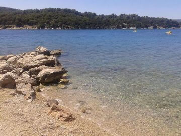spiagge a Cres