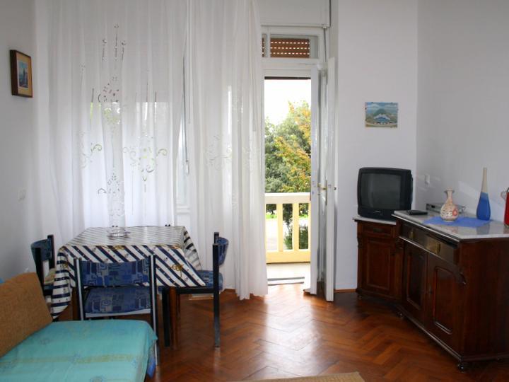 Appartamento vicino mare a crikvenica in croazia for Soggiorno in croazia