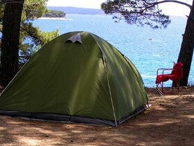 relax in tenda in Croazia
