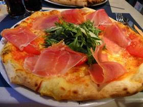 pizza in Croazia