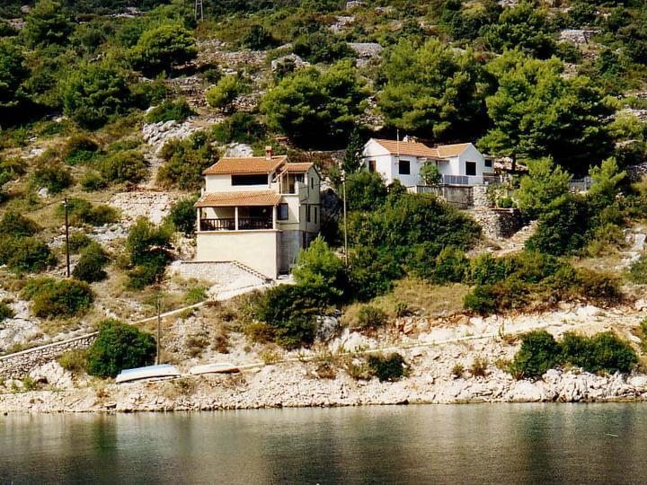 Appartamento al mare a dugi otok 106 for Soggiorno in croazia