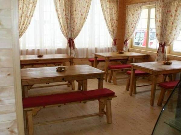Pensione con camere in croazia continentale gina a kupjak for Camere croazia