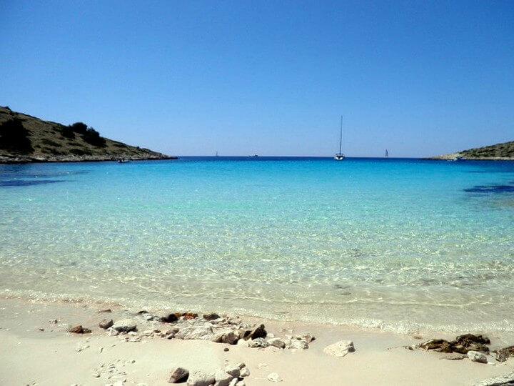 Riviera di zara le spiagge for Cabine dell isola di buggs