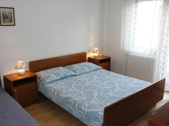Appartamento a krk croazia con due camere for Camere croazia