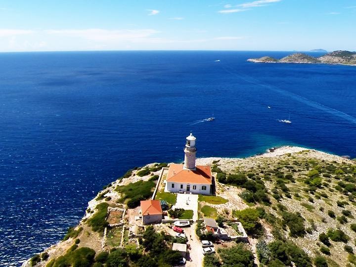 Fari e case dei pescatori in croazia for Soggiorno in croazia