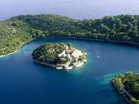 Isola Mljet parco nazionale