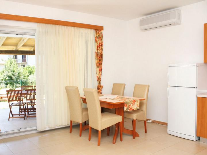 Appartamento con piscina sull 39 isola rab croazia for Soggiorno in croazia