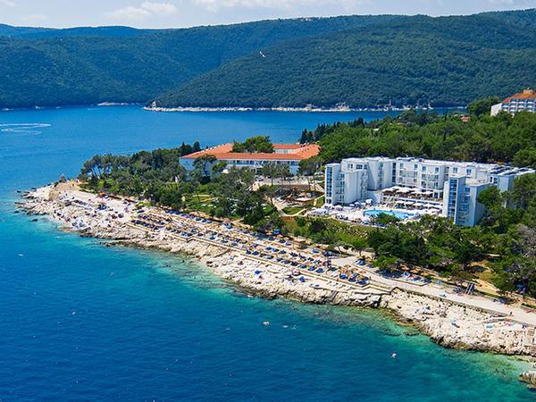Hotel Sanfior Valamar a Rabac - 4 stelle fronte mare
