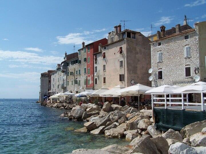 Diario di vacanza a rovigno in croazia for Alberghi rovigno croazia
